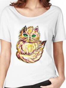 Persian Cat 2 Women's Relaxed Fit T-Shirt