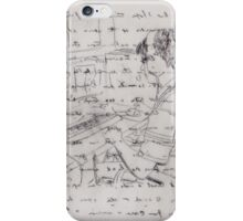 Changes in Communication iPhone Case/Skin
