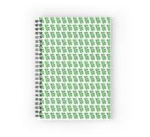 Matisse Algae Spiral Notebook