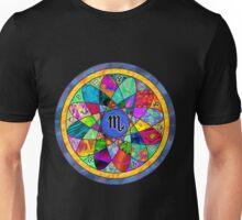 SCORPIO Tapestry of Life Mandala Unisex T-Shirt