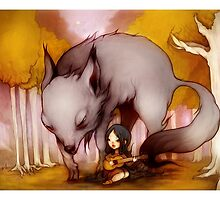 Wolf Lullaby  by flyokay