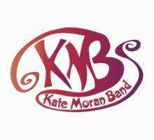 Kate Moran Band Color Logo  One Piece - Short Sleeve
