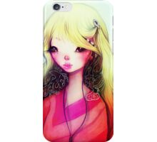 Monsters in my Hair iPhone Case/Skin