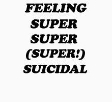 feeling super super (super!) suicidal v.2 Mens V-Neck T-Shirt