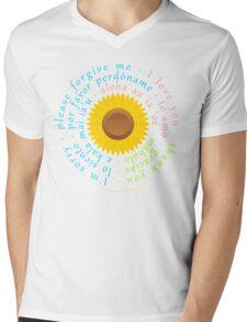 Hoʻoponopono Mens V-Neck T-Shirt