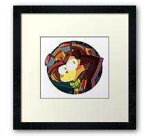 Raz. Framed Print