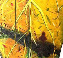 Autumn Landscape by Richard Klekociuk