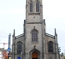 Church of St John the Evangelist, Edinburgh by Dorothy Thomson