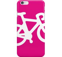 Pink Bike iPhone Case/Skin