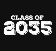 Class of 2035 by FamilySwagg