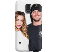 Stephen & Katie Samsung Galaxy Case/Skin