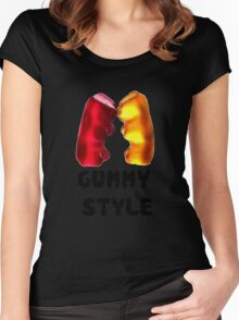Gummy style Women's Fitted Scoop T-Shirt