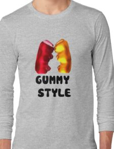 Gummy style Long Sleeve T-Shirt