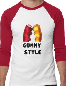 Gummy style Men's Baseball ¾ T-Shirt