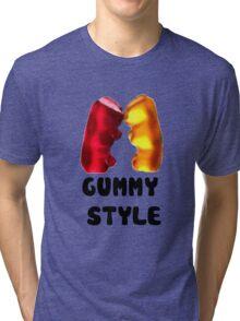Gummy style Tri-blend T-Shirt