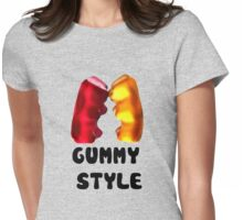 Gummy style Womens Fitted T-Shirt
