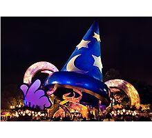 Magic Hat Photographic Print