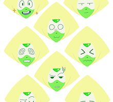 Peridot Expressions by thepurpah