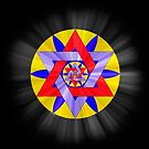 Sacred Geometry - Mystical Creations by Endre Balogh by Endre