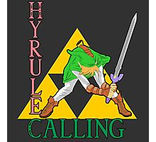 Hyrule Calling! Photographic Print
