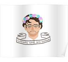 Somebody Save Will Graham Poster