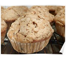 Cappuccino Muffins Poster