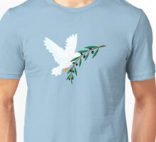 White Dove Unisex T-Shirt