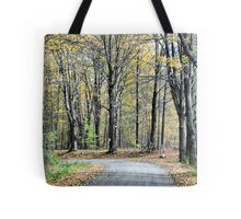The Leaves Are Falling Tote Bag