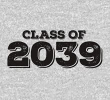 Class of 2039 by FamilySwagg