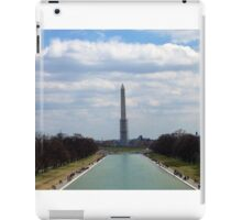 Washington Memorial iPad Case/Skin