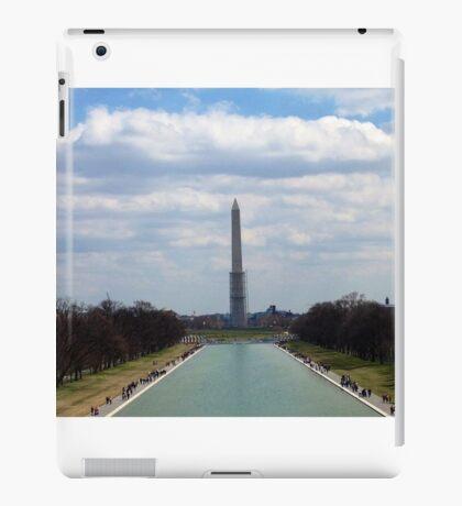 Washington Memorial iPad Case/Skin