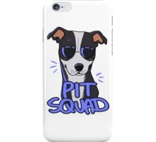 BLACK PIT SQUAD iPhone Case/Skin