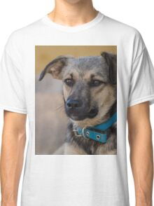 Dog Portrait Classic T-Shirt