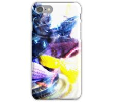 found objects color combo treasure iPhone Case/Skin