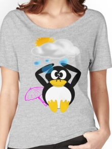 Oh No! It's Raining - T-shirt, etc.design Women's Relaxed Fit T-Shirt
