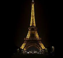 Eiffel Tower by BlaizerB