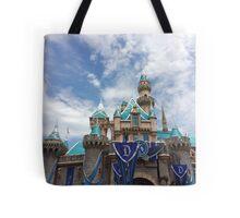 Diamond Castle Tote Bag