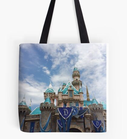 Diamond Castle Tote Bag
