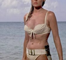 Ursula Andress in Dr. No Sticker