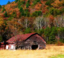 Barn Mountain by Chelei