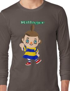 Killager-Hide your babies Long Sleeve T-Shirt