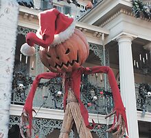 Haunted Mansion Holiday! by Disneylive