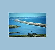 Chesil Beach-A Birds Eye View! Unisex T-Shirt