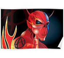 Devil Sign Poster