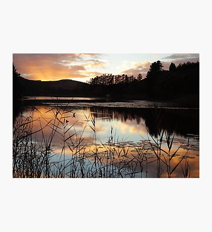 oneiric sunrise Photographic Print