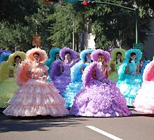 Southern Belles by zpawpaw