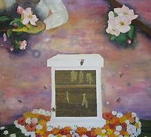 Vaya Con Dios and Daisies by Jessica Yager