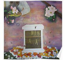 Vaya Con Dios and Daisies Poster