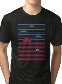 Plain Sailing Tri-blend T-Shirt