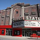 Alpena, Michigan - State Theater by Frank Romeo